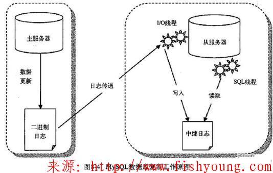 在linux同一台主机下面搭建两个mysql 实例并实现主从复制 (一)